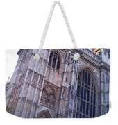 Westminster Abbey London Weekender Tote Bag