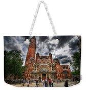 Westminster Cathedral Weekender Tote Bag