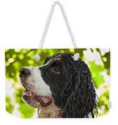 Wet Puppy 2 Weekender Tote Bag