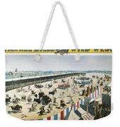 W.f.cody Poster, 1894 Weekender Tote Bag