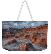 What A Planet Weekender Tote Bag
