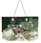 What A Schnoz On That American Snout Butterfly Weekender Tote Bag