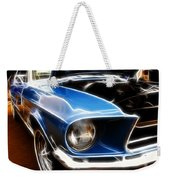 What A Shine Weekender Tote Bag