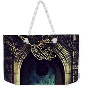 What Awaits Beyond Weekender Tote Bag