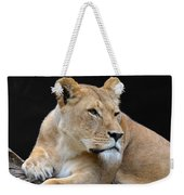 What Is Over There Weekender Tote Bag