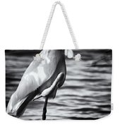What Is That Back There Weekender Tote Bag