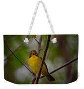 What Warblers Do Weekender Tote Bag
