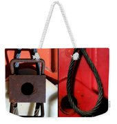 Whats Noose Weekender Tote Bag