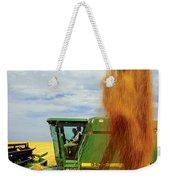 Wheat Harvest Weekender Tote Bag