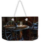 Wheeler Dealer Weekender Tote Bag by Bob Christopher