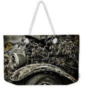 Wheels And Roots  Weekender Tote Bag