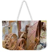 Wheels Through Time Weekender Tote Bag