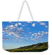When Clouds Meet Mountains 2 Weekender Tote Bag