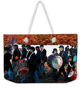 When Johnny Comes Marching Home Weekender Tote Bag