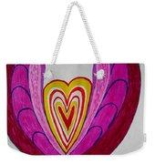 When Love Blooms.. Weekender Tote Bag