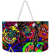 When Multiple Heads Are Needed Weekender Tote Bag