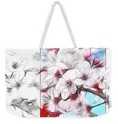 When The Almond Trees Are In Blossom  Weekender Tote Bag