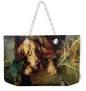 When The Cat's Away The Mice Will Play  Weekender Tote Bag