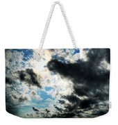 When The Storm Subsides Weekender Tote Bag