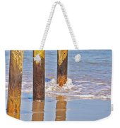 When The Tide Comes In Weekender Tote Bag