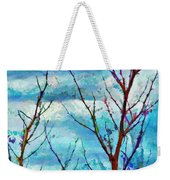 When The Wind Blows Weekender Tote Bag