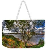 When The Wind Whistles Weekender Tote Bag