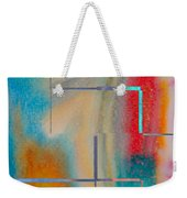 Where My Brush Touches Weekender Tote Bag