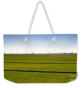 Where The Grass Is Growing Weekender Tote Bag