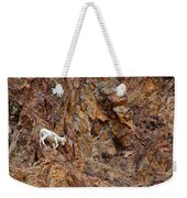 Where Wolves Don't Tread Weekender Tote Bag