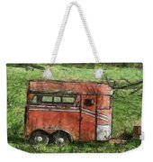 Where's The Horse Weekender Tote Bag