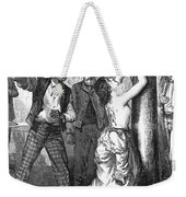 Whipping Post, 1878 - To License For Professional Use Visit Granger.com Weekender Tote Bag
