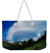 Whirling Clouds  Weekender Tote Bag