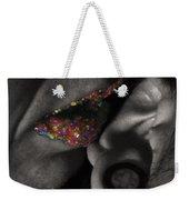 Whisper Sweet Nothings Weekender Tote Bag