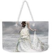 Whispered Waves Weekender Tote Bag