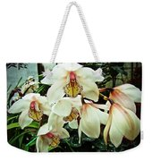 Whispers In The Greenhouse Weekender Tote Bag