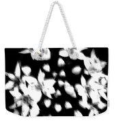 White Bouquet  Weekender Tote Bag