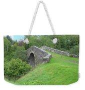 White Bridge Scotland Weekender Tote Bag
