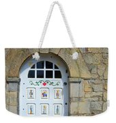 White Door Provence France Weekender Tote Bag