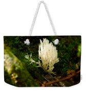 White Fungus Weekender Tote Bag