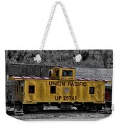 White Haven - Union Pacific Weekender Tote Bag