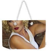 White Hot 2 Palm Springs Weekender Tote Bag