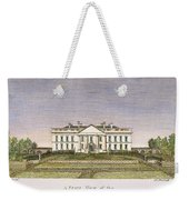 White House, D.c., 1820 Weekender Tote Bag