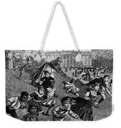 White House: Easter, 1887 Weekender Tote Bag