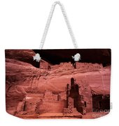White House Ruin New Mexico Weekender Tote Bag