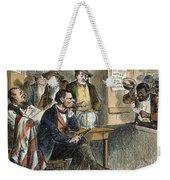 White League, 1874 Weekender Tote Bag