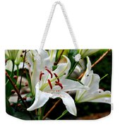 Mother's Day  Lilies  Weekender Tote Bag