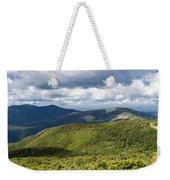 White Mountains New Hampshire Panorama Weekender Tote Bag