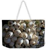 White Onions Weekender Tote Bag