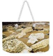 White Park Bay, County Antrim, Ireland Weekender Tote Bag