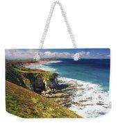 White Rocks, Portrush, Co Antrim Weekender Tote Bag